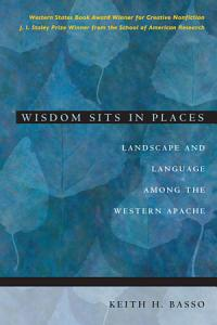Wisdom Sits in Places Book