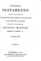 vecchio Testamentio