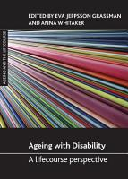 Ageing with disability PDF