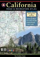 Download California Road and Recreation Atlas Book