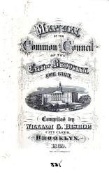 Manual of the Common Council of the City of Brooklyn for     PDF