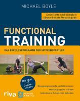 Functional Training     Erweiterte und komplett   berarbeitete Neuausgabe PDF