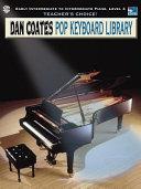Teacher's Choice! Dan Coates Pop Keyboard Library