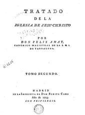 Adiciones y correcciones de la Historia eclesiástica, o Tratado de la Iglesia de Jesucristo