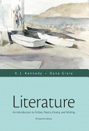 Literature  An Introduction to Fiction  Poetry  Drama  and Writing Plus Revel    Access Card Package Book