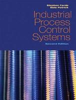Industrial Process Control Systems PDF