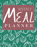 Weekly Meal Planner 2020