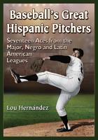 Baseball  s Great Hispanic Pitchers PDF