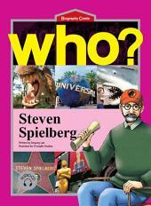 세계 위인전 Who? 7권 Steven Spielberg