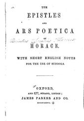 Epistles and Ars poetica