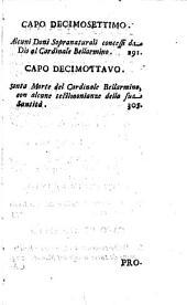 Vita del venerable cardinale Roberto Bellarmino ...: descritta da un divoto del medesimo ven. cardinale