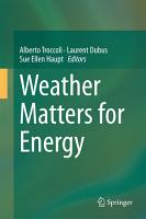 Weather Matters for Energy PDF