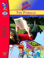 The Pinballs Lit Link Gr  4 6 PDF