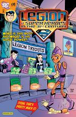The Legion of Super-heroes in the 31st Century (2007-) #16