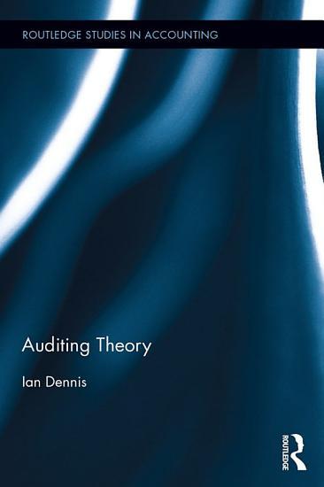 Auditing Theory PDF