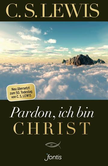 Pardon  ich bin Christ PDF