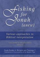 Fishing for Jonah  anew  PDF