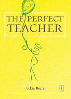 The The Perfect Teacher PDF