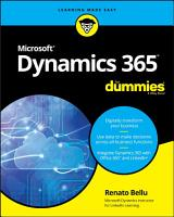 Microsoft Dynamics 365 For Dummies PDF