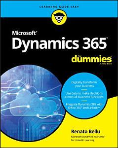 Microsoft Dynamics 365 For Dummies PDF