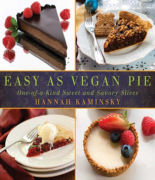 Download Easy As Vegan Pie Book