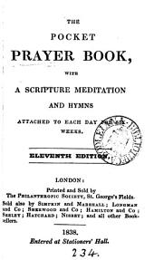 The pocket prayer book [compiled by R. Wilkinson].