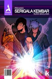 Pedang Serigala Kembar: #1