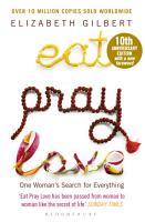 Eat Pray Love PDF
