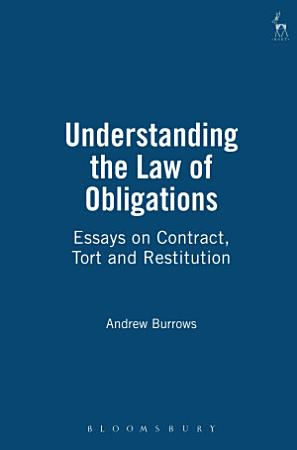 Understanding the Law of Obligations PDF