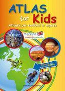 Atlas for Kids. Atlante Per Bambini in Inglese