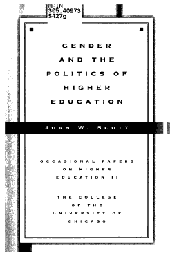 Gender and the Politics of Higher Education PDF