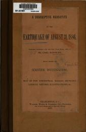 A Descriptive Narrative of the Earthquake of August 31, 1886: Prepared Expressly for the City Year Book, 1886