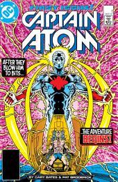 Captain Atom (1986-) #1