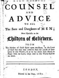 The Spirit that Works Abomination and Its Abominable Work Discovered  and a Faithful Testimony Born Against It  Etc PDF