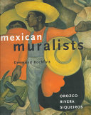 Mexican Muralists Book