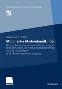 Motorische Markenhandlungen PDF