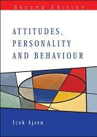Attitudes  Personality and Behaviour PDF