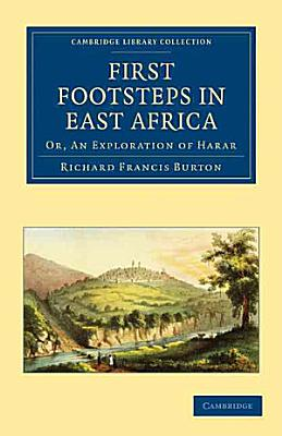 First Footsteps in East Africa PDF