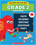 Scholastic Success with Grade 2 Book