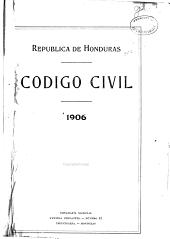 Código civil, 1906