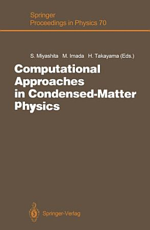 Computational Approaches in Condensed Matter Physics PDF
