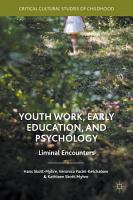 Youth Work  Early Education  and Psychology PDF