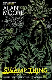 Saga of the Swamp Thing Book Four