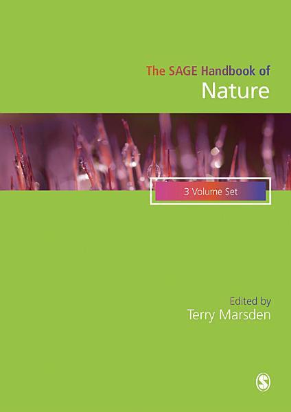 The SAGE Handbook of Nature