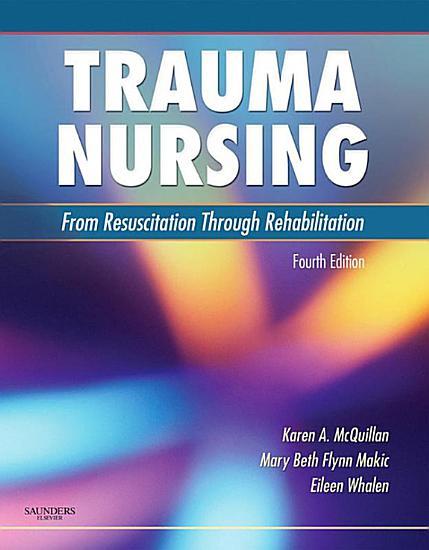 Trauma Nursing E Book PDF