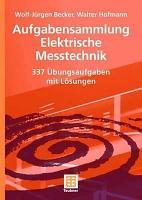 Aufgabensammlung Elektrische Messtechnik PDF