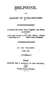 Delphine: Volume 3