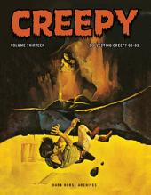 Creepy Archives vol. 13: Volume 13