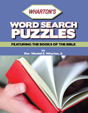 Wharton s Word Search Puzzles