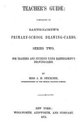 Teacher's Guide: Companion to Bartholomew's Primary-school Drawing-cards: For Teachers and Students Using Bartholomew's Drawing-card